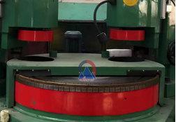 雙立軸圓臺磨床