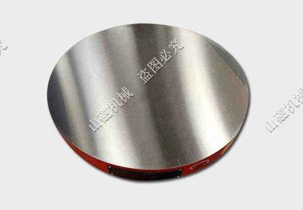 圓形密極永磁吸盤
