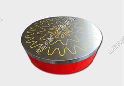 圓形電磁吸盤