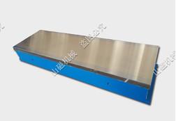 銑刨用強力縱極電磁吸盤