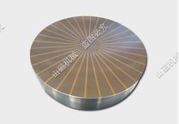輻射極圓形永磁吸盤