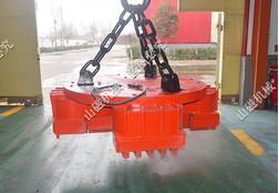吊运钢带卷用起重电磁铁
