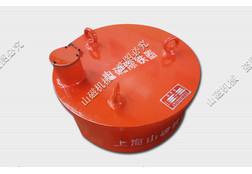 圓形干式電磁除鐵器