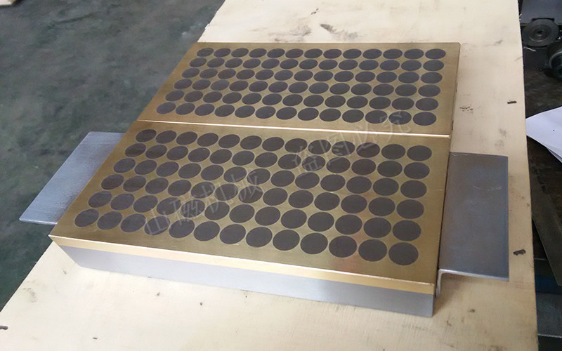 鎢鋼永磁吸盤展示